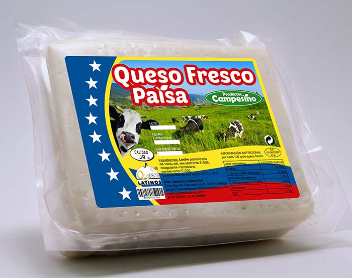 Queso Paisa